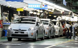 Toyota, lean manufacturing, lean production
